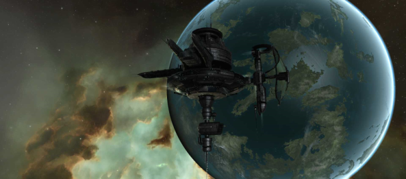 IIRH-G VIII, Intaki Space Police Logistic Support