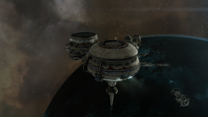 Thera XII, The Sanctuary Surveillance Observatory